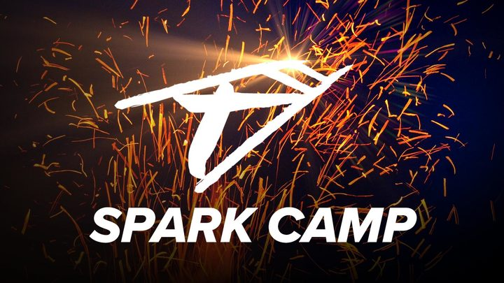 SPARK Middle School Youth Camp logo image