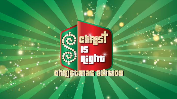 Women's Christmas Coffee: Christ is Right logo image