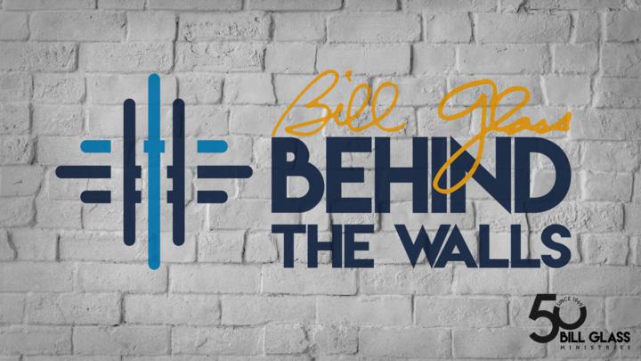 Bill Glass - Behind the Walls Prison Minsitry Event (September 28) logo image