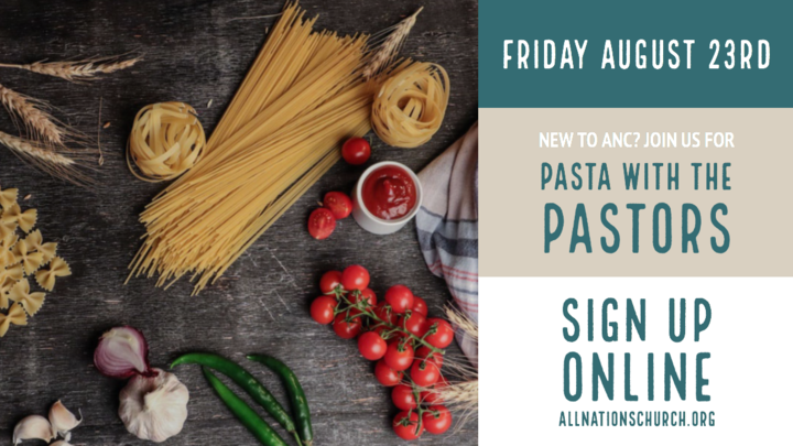 Pasta with the Pastors logo image