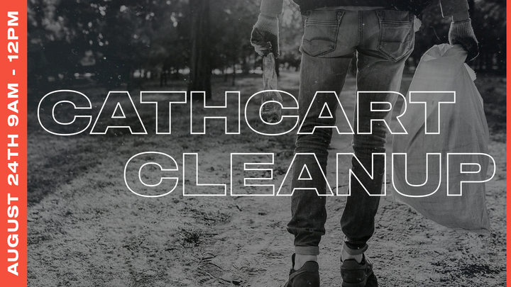 Cathcart Cleanup logo image