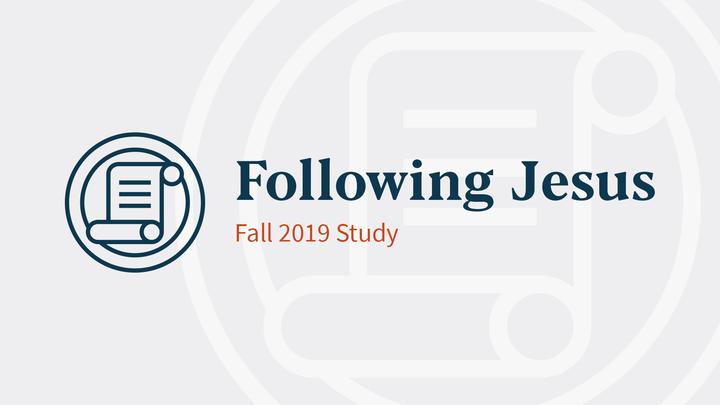 Following Jesus logo image