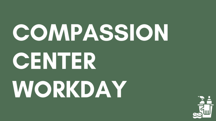 Compassion Center Workday  logo image
