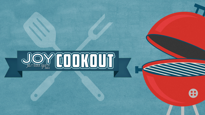 JOY Ministry Third Annual Cookout logo image