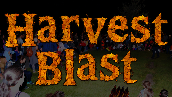Harvest Blast logo image