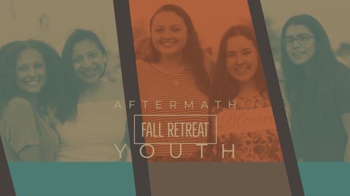 Youth Fall Retreat logo image