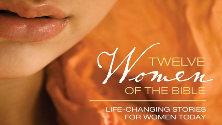Twelve Women of the Bible: Life-Changing Stories for Women Today  (by Lysa TerKeurst) logo image