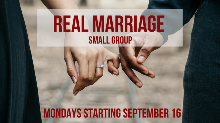 Real Marriage Small Group logo image