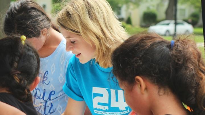 Kids Rock Volunteer Training logo image