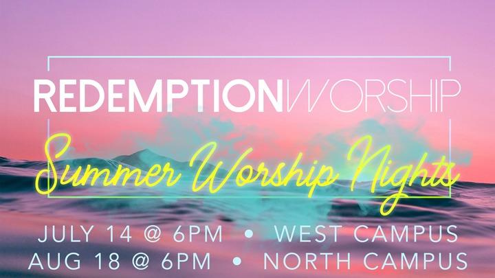 Summer Worship Night (North) logo image