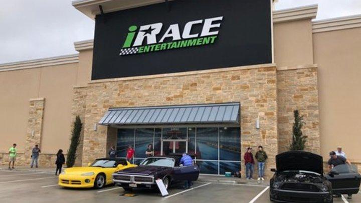 iRace Entertainment logo image