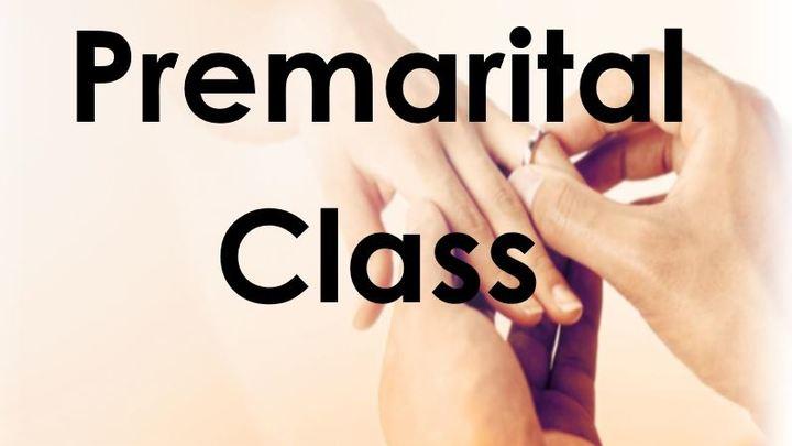 Premarital Class Registration logo image