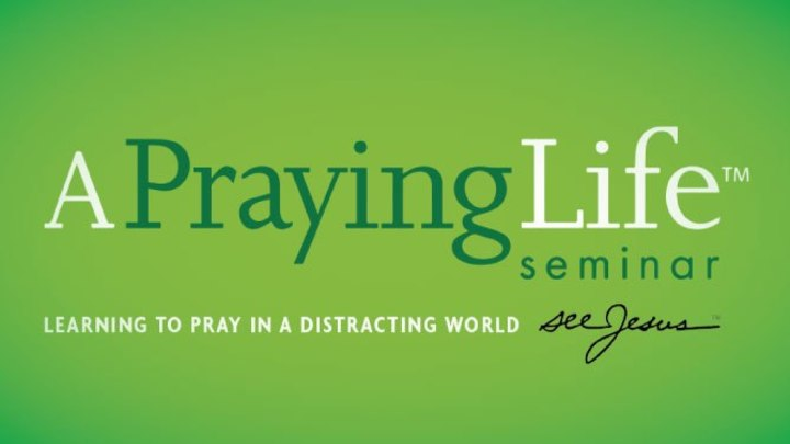 Praying Life Seminar logo image
