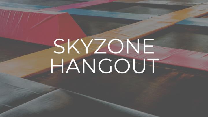 Skyzone Youth Hangout logo image