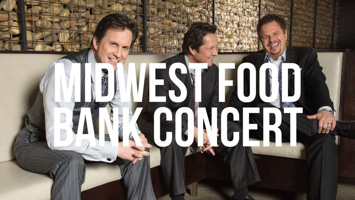 Midwest Food Bank / Booth Brothers Conecrt logo image