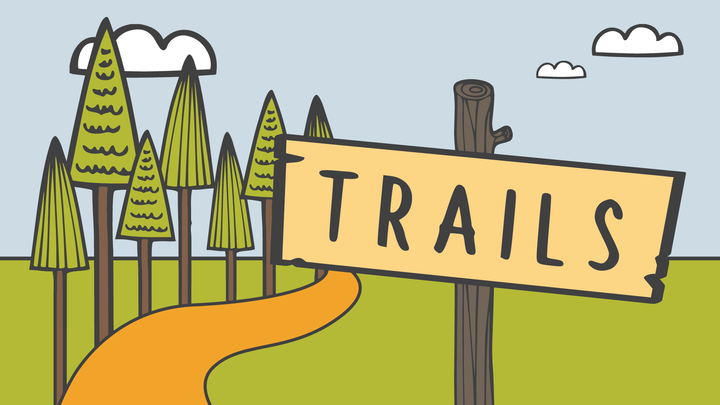 Trails: How to Become a Christian (K-6th) logo image