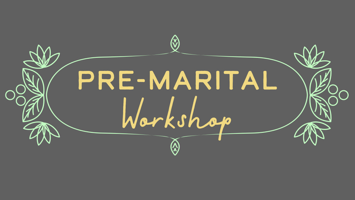 Pre-Marital Workshop October 2019 logo image