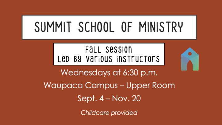 Summit School of Ministry logo image