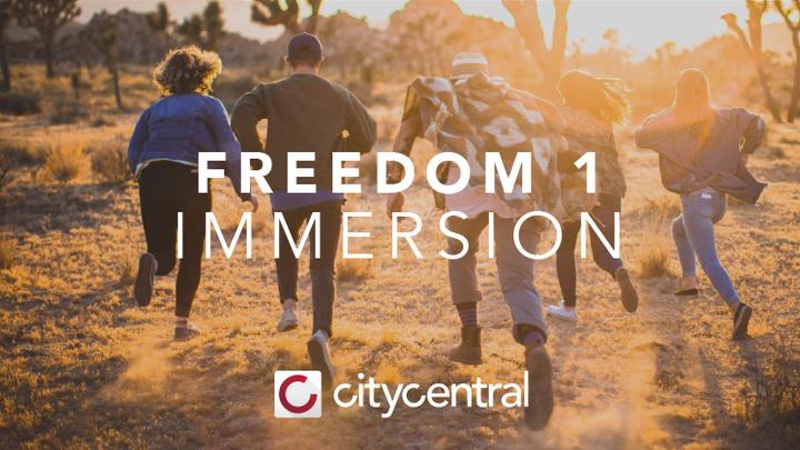 Freedom 1  logo image
