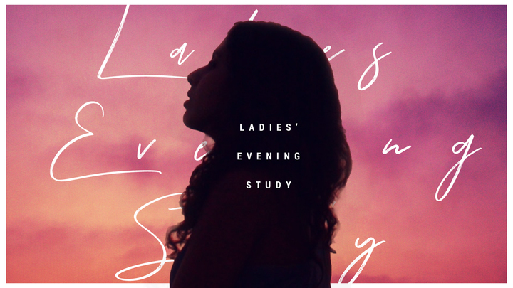 Ladies' Evening Bible Study logo image