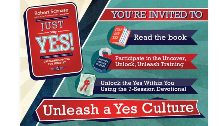 Just Say Yes Workshop logo image