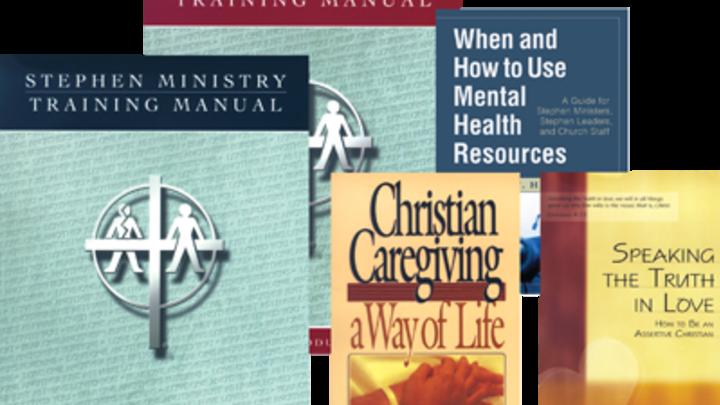 Stephen Ministry Training logo image