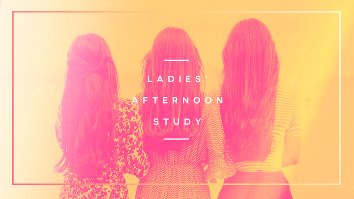 Ladies' Afternoon Bible Study logo image