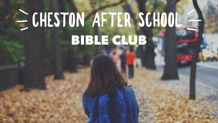 Cheston Bible Club Volunteers logo image