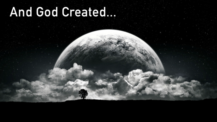 And God Created logo image