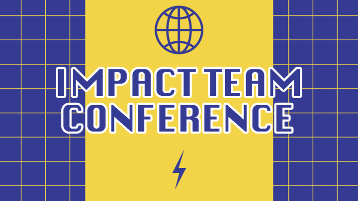 Impact Team Conference 2019 logo image