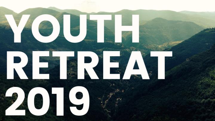 Youth Retreat 2019 logo image