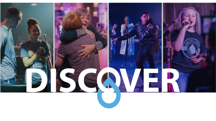 Discover - 4 Sunday Mornings logo image