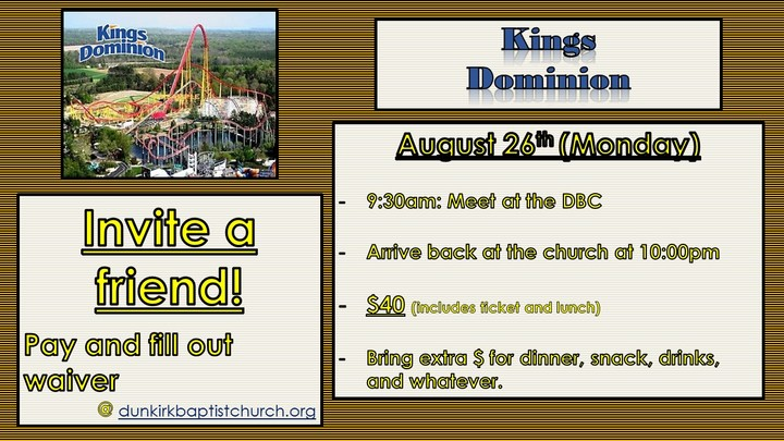 Kings Dominion logo image