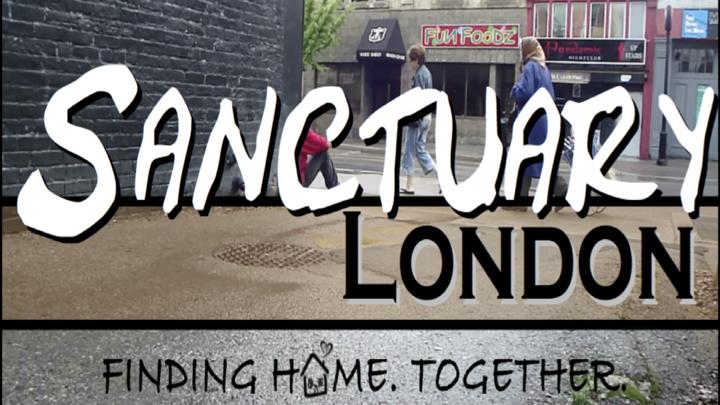 Sanctuary London Family Walking Tour - Saturday, September 28 logo image