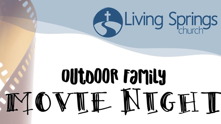 Outdoor Movie Night logo image