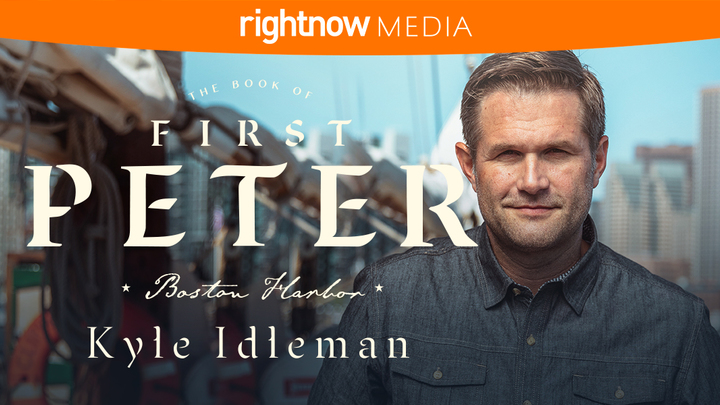 "Life Group: ""First Peter"" with Kyle Idleman logo image"