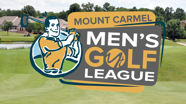 Men's Golf League logo image