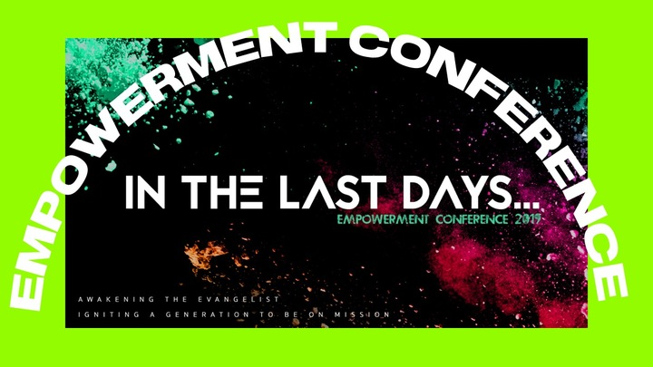 GC YTH Empowerment Day Conference  logo image