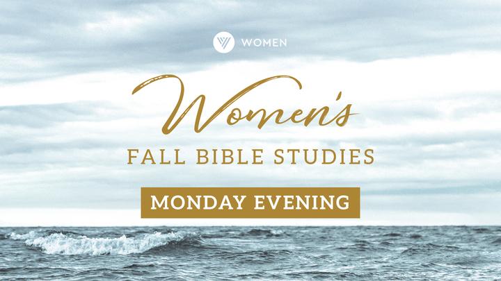 Women:  MONDAY NIGHT Fall Bible Study 2019 logo image
