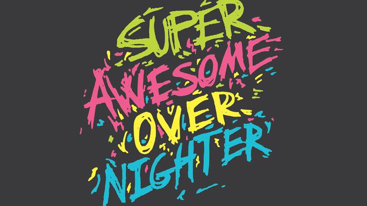 Children's Super Awesome Overnighter logo image