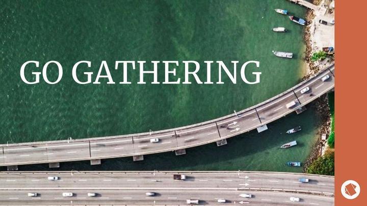 Go Gathering | Cypress  logo image
