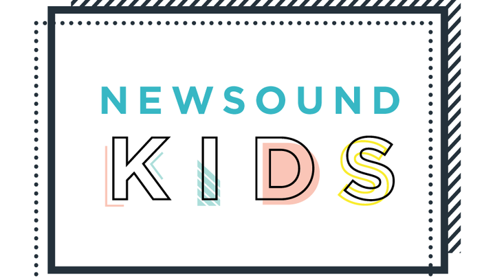 NewSound Kids Buddy Program logo image