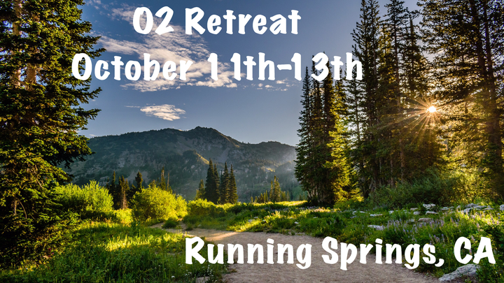 O2 Retreat logo image
