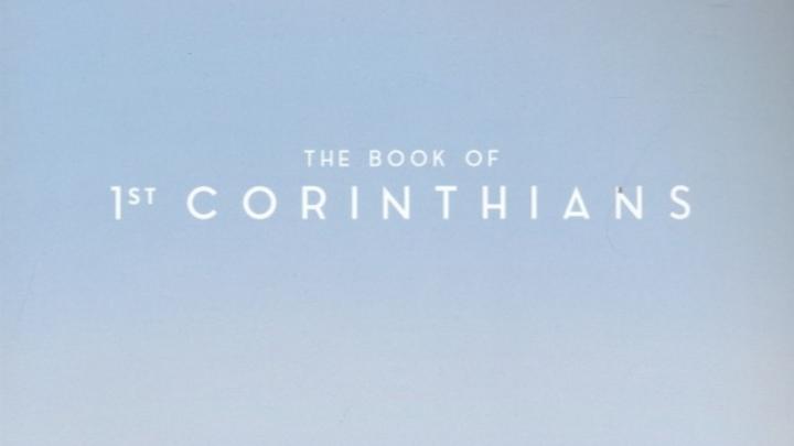 Women's Bible Study - 1 Corinthians logo image