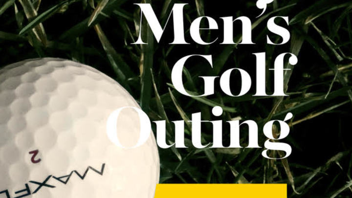 Calvary Men's Golf Outing logo image