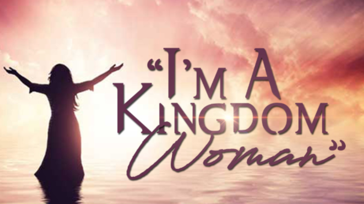 Kingdom Woman: A Women's Bible Study logo image