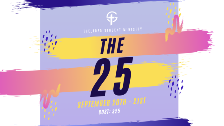 The 25 logo image
