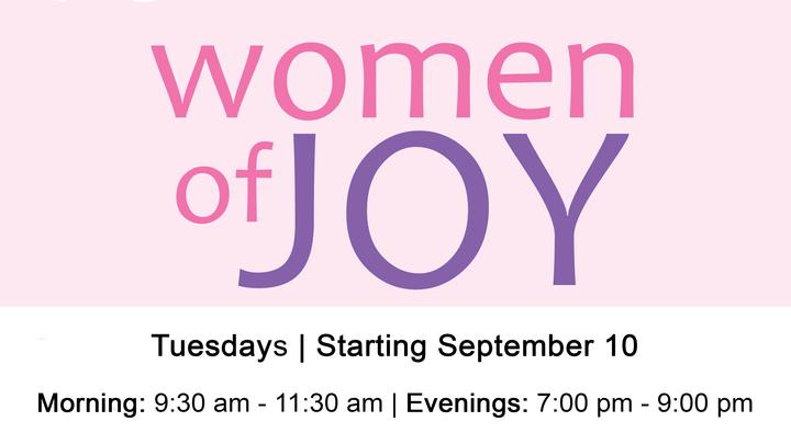 Women of JOY logo image