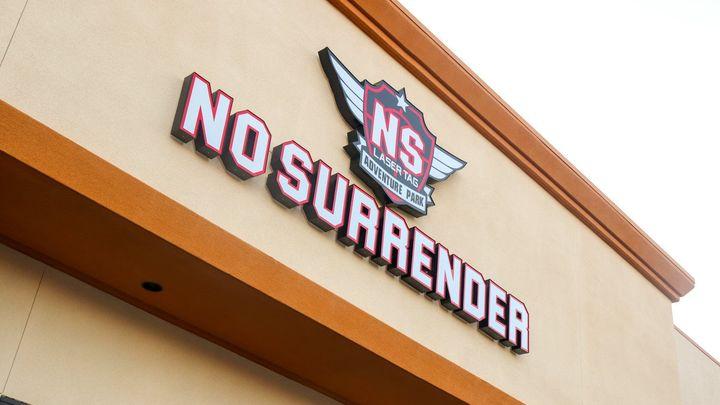 JH No Surrender & Fro-Yo logo image