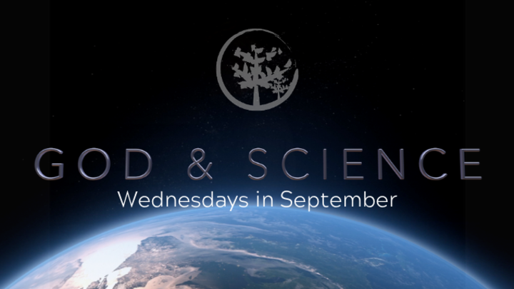 God & Science logo image